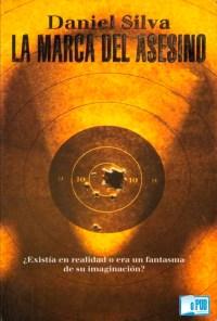 La marca del asesino - Daniel Silva portada
