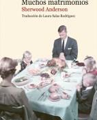 Muchos matrimonios - Sherwood Anderson portada