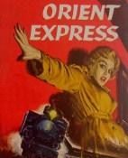 Orient-Express - Graham Greene portada