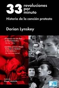 33 revoluciones por minuto - Dorian Lynskey portada