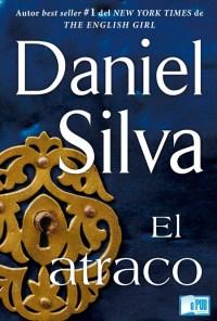 El atraco - Daniel Silva portada