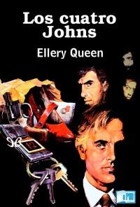 Los cuatro Johns - Ellery Queen y Jack Vance  portada