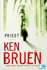 Priest - Ken Bruen portada