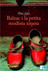 Balzac i la petita modista xinesa - Dai Sijie portada