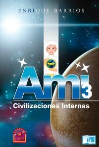 Civilizaciones internas - Enrique Barrios portada