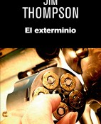 El exterminio - Jim Thompson portada