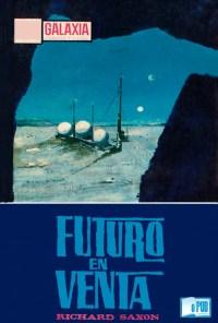 Futuro en venta - Richard Saxon portada