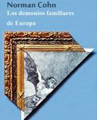 Los demonios familiares de Europa - Norman Cohn portada