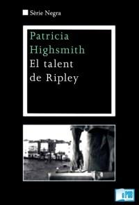 El talent de Ripley - Patricia Highsmith portada