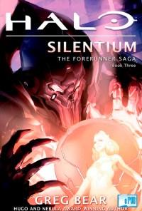 Halo silentium - Greg Bear portada