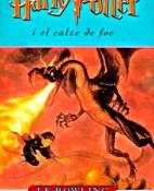 Harry Potter i el calze de foc - J. K. Rowling portada