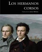Los hermanos corsos - Alexandre Dumas portada