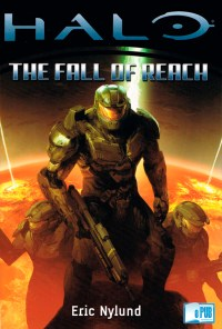 The fall of reach - Eric S. Nylund portada