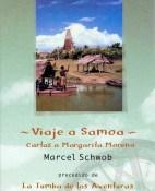 Viaje a Samoa. Cartas a Margarita Moreno - Marcel Schwob portada
