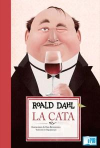 la-cata-ilustrado-roald-dahl-portada