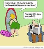 #Humor for #Writers – John Storywriter Unwitting Compliment