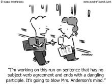 5 Grammar Conundrums Clarified