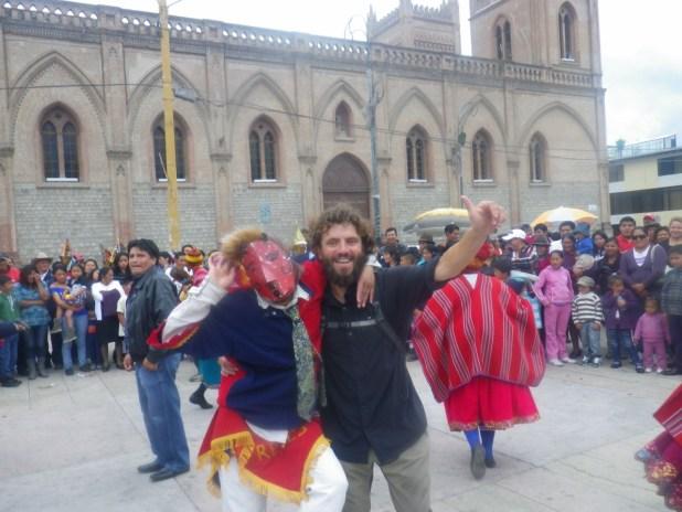 Volontariat en Equateur 3