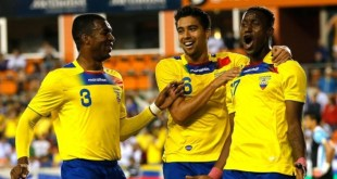 coupe du monde de football-Equateur 1