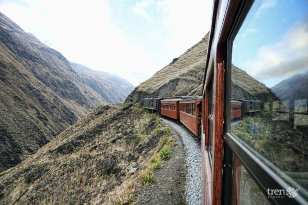 Train Equateur Info