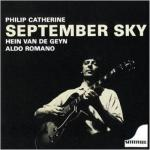 Jazz : Album découverte : Philippe Catherine – SEPTEMBER SKY
