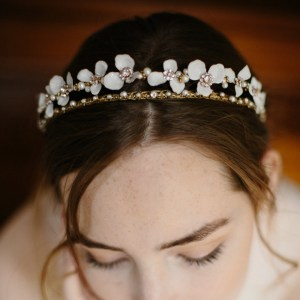bridal crown, wedding tiara, wedding accessories, vintage inspired, keepsake crown