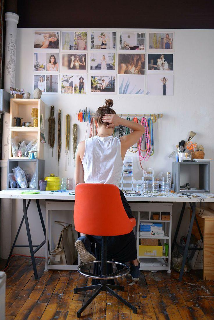 Escritório + Atelier + Quarto de Hóspedes