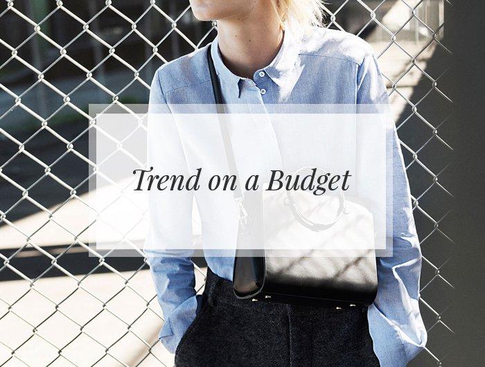 Erica Voyage a budget-friendly fashionista