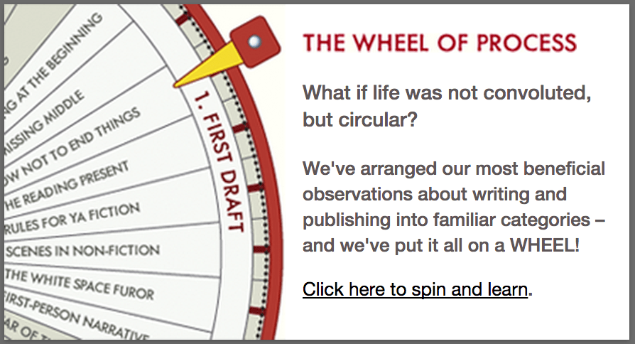 The Wheel of Process by Stuart Horwitz