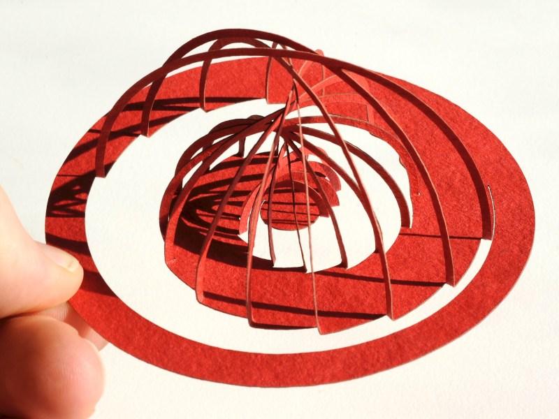 Eric Gjerde, Bauhaus paper engineering
