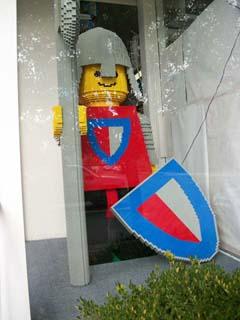 Lego Harshbarger Castle Knight