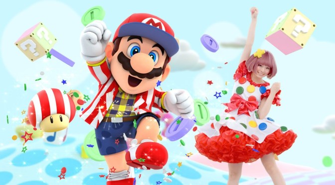 Nintendo and Kyary Pamyu Pamyu Dress Up