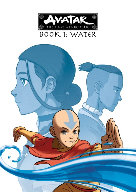 Book 1: Water