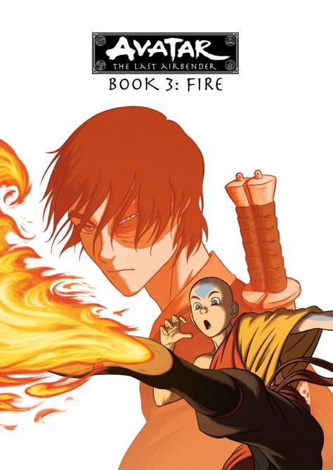 Book 3: Fire
