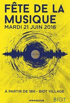 Fête de la musique 2016