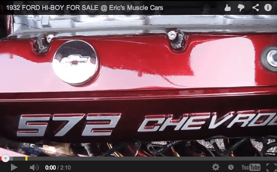 Muscle Car Videos