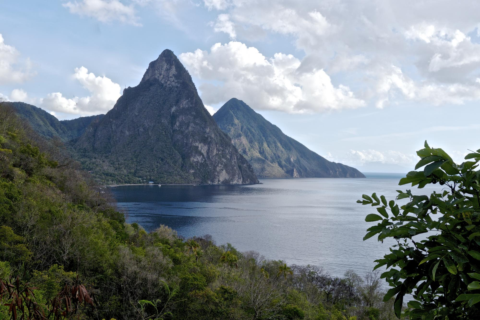St Lucia on a Budget: Around Soufriere