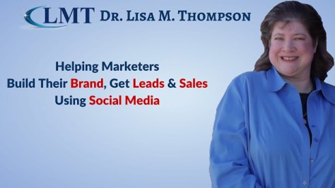 Dr. Lisa Thompson on Branding, MLSP, and Attraction Marketing