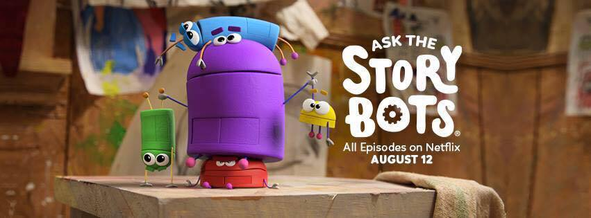 STORYBOTS NOMINATED FOR AN ANNIE AWARD!