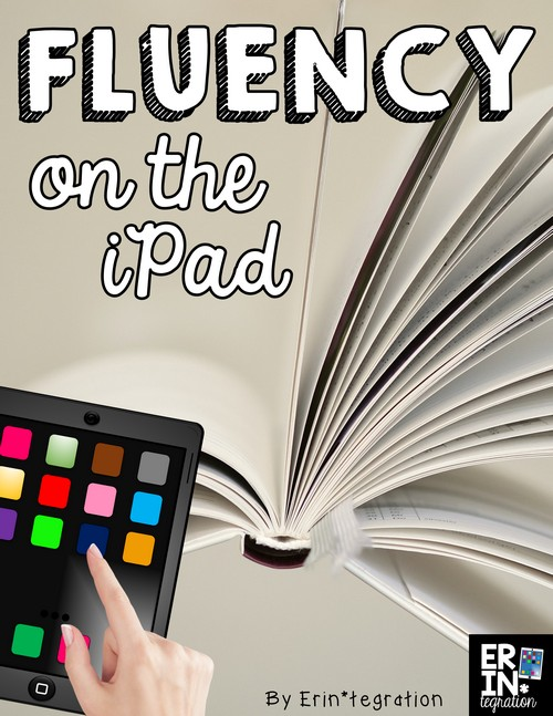 Fluency apps and activities on the iPad