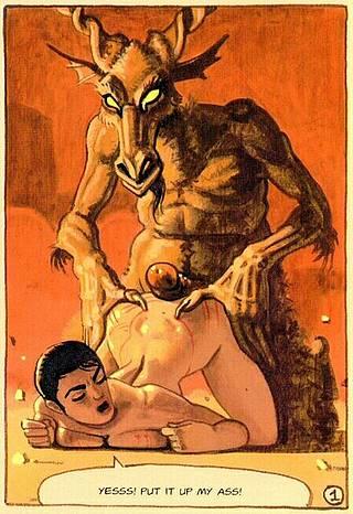 demons fuck satanic nuns church