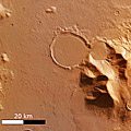 Mars - Evidence of Glacial Activity