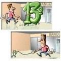vida financeira, 13º salário
