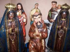 Catolicismo, imagens, salvação, Jesus