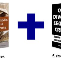 """Sorteio de 5 exemplares do e-book """"Como Divulgar Seu Blog Cristão"""" e do e-book 'Como ler a Bíblia e Entendê-la Mais Facilmente"""""""