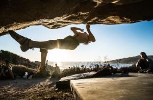 Rocktrip boulder La Pampilla después del TNF Master Bouldering