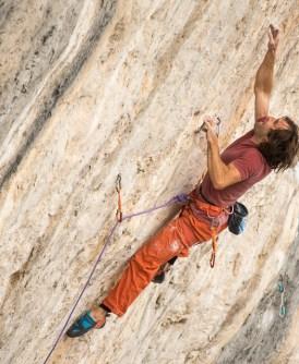 "Video escalada deportiva; Nuevo proyecto de Chris Sharma ""Le Blond"" - Foto Simon Carter"