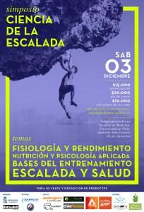 Conferencia Ciencia de la Escalada en Chile @ Universidad De Chile Facultad De Medicina | Santiago | Región Metropolitana | Chile
