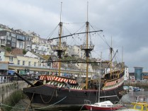 Brixham - Golden Hind