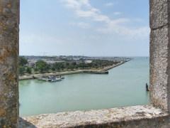 La Rochelle - Les Minimes from Tour Saint-Nicolas